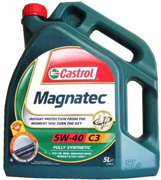 5W40 MAGNATEC C3 5L