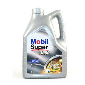 MOBIL 5W30 SUPER 3000 XE 5L