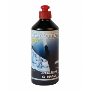 Polish & wax Pro 0.4L Kenotek